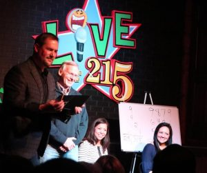 The Mastermind Show at the Loony Bin Comedy Club
