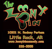 Loony Bin Comedy Club Little Rock