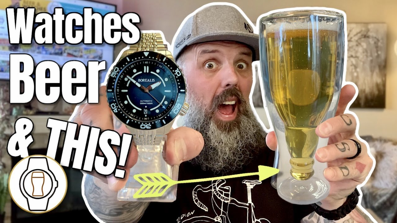 Beer and Watches on YouTube