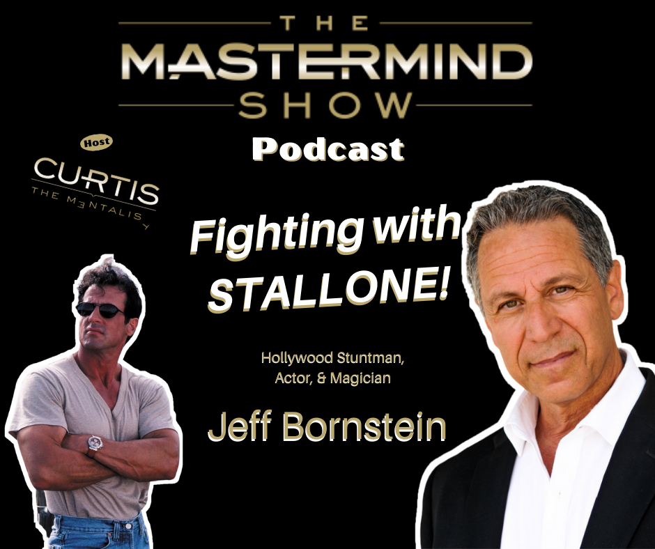 Jeff Bornstein and Sylvester Stallone Facebook Image