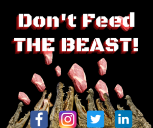 Don't Feed The Beast Why You Should Delete Your Social Media Accounts